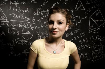 math women