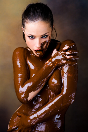 Chocolate make-up