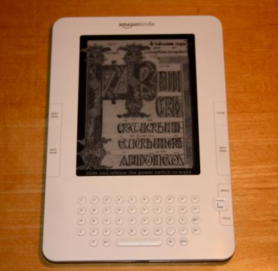 Amazon Kindle International Edition