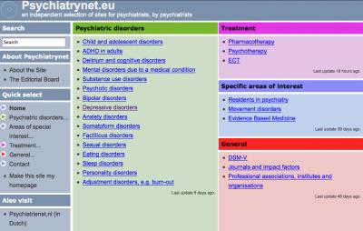 Psychiatrynet.eu