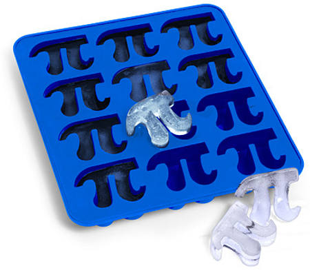 pi-ice cubes